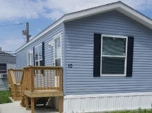 One bedroom mobile home in Justice, IL